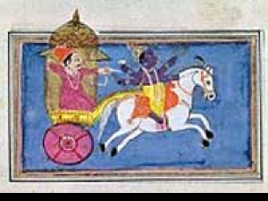 Veda Vyasa Bhagavad Gita Hindu Philosophy
