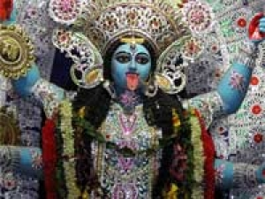 Goddess Kali Shakti Brahman