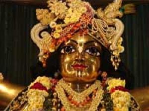 Lord Krishna Sri Ramakrishna Gopaler Ma