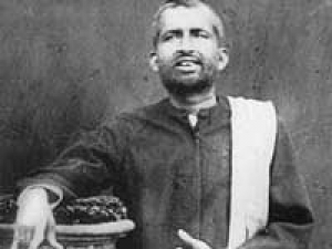 Sri Ramakrishna Smile Cheerfulness 210111 Aid