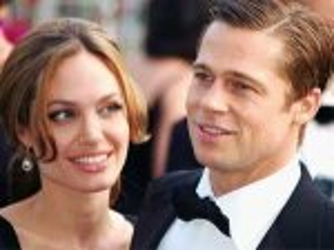Brad Pitt Angelina Jolie Cannes 180511 Aid