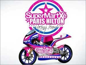 Paris Hilton Motogp Team 200611 Aid