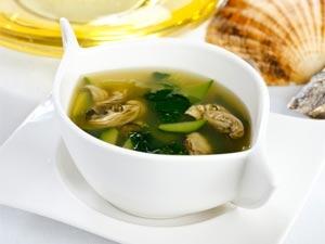 Broccoli Scallop Soup Recipe