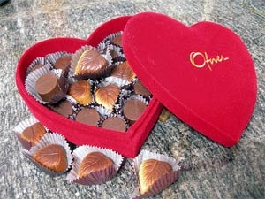 Homemade Chocolate Vday Recipe