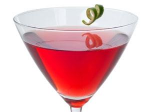 Raspberry Vodka Cocktail Vday Recipe