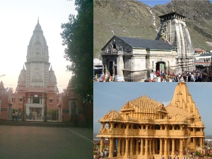 Jyotirlinga Shiva Temples