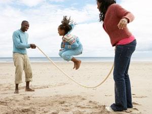Kids Exercise Fitness
