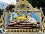 Lord Vishnu Preserver Of Universe