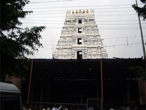 Mallikarjun Temple Jyotirlinga