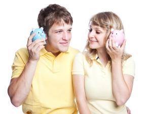 Couple Money Marriage