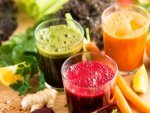 Healthy And Nutritious Summer Juices