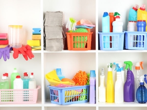 Use Storage Space For Clutter Free Home