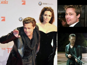 Brad Pitt Intimidating Hollywood