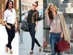 Ways Wear Denim Celebrity Style