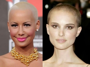 Bald Look For Women New Style
