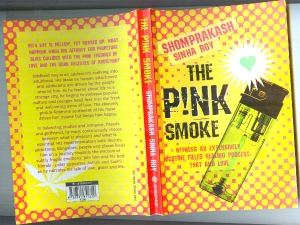 Book Review The Pink Smoke