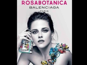 Kristen Stewart Naked In Perfume Commercial
