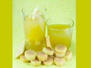 Two Ways To Make Sugarcane Juice