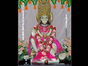 Is Lord Hanuman Alive