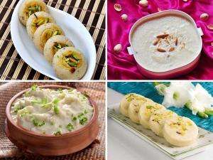 Sweet Recipes For Maha Shivratri
