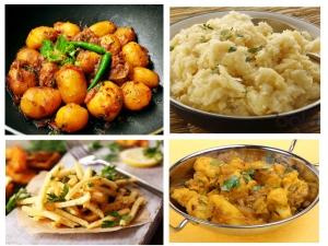 Potato Recipes For Shivratri Vrat