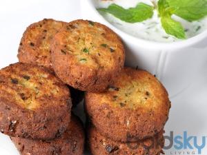 Healthu Falafel Recipe For Breakfast