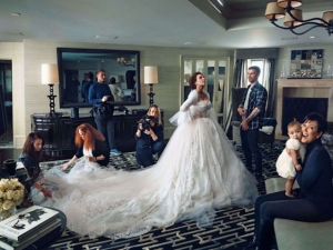 Kim Kardashian Wedding Dress Designers Revealed