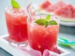 Watermelon Smoothie With Yogurt Recipe