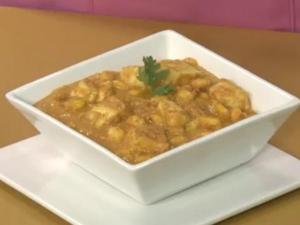 Paneer Corn Korma Recipe Video