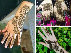 Nine Festive Mehendi Designs For Rakhi