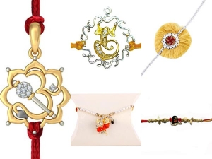 Eight Religious Rakhis Designed For Elder Brothers
