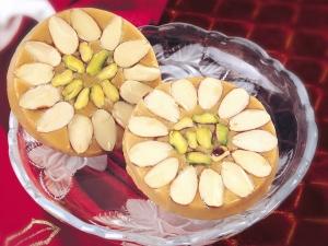 Badam Ka Halwa Janmashtami Special Recipe