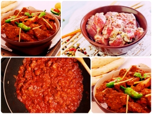 Delectable Mutton Kadai Recipe
