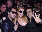 Paris Hilton Wears Salman Khan Necklace