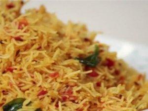 Healthy Tomato Sevai Recipe For Breakfast