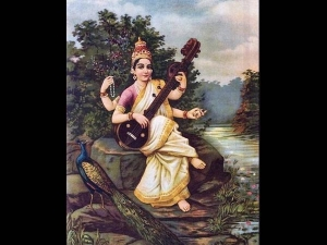 Vasant Panchami Saraswati Puja 080211 Aid