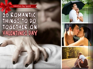 Romantic Things To Do Together On Valentines Day