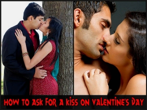 How To Ask For A Kiss On Valentines Day