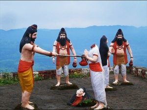 The Story Behind Parashurama Beheading His Mother