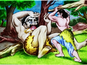 Mahabharata Stories Why Did Bhima Fight Bakasura
