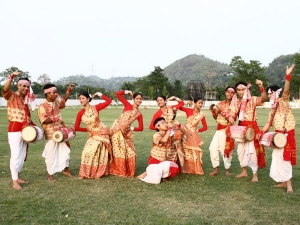 Rongali Bihu The Assamese Harvest Festival