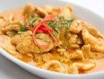 Green Pepper Chicken Curry Recipe