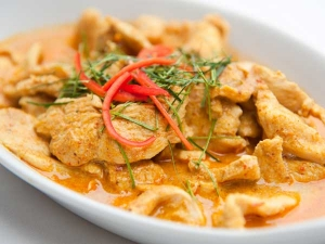 Green Pepper Chicken Curry Recipe