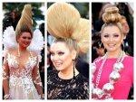 Cannes 2015 Elena Lenina Loony Hairstyles