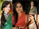 Twelve Braid Hairstyles To Go With A Saree