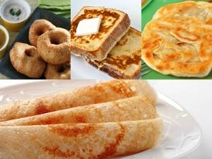 Ten Unhealthy Indian Breakfasts To Avoid