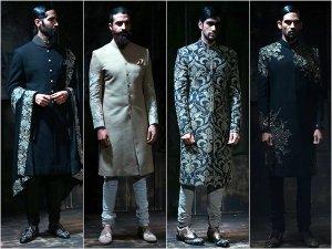 Amazon India Couture Week 2015 Sabyasachi Mens Collection