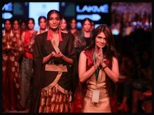 Lakme Fashion Week Winter Festive 2015 Pinnacle By Shruti Sancheti