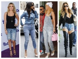 Ten Types Of Denims Every Woman Must Own