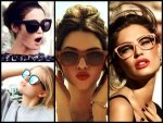 Fashion Trends Sunglasses For Autumn Winter